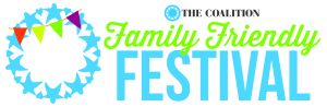 The Coalition Family Friendly Festival Logo COLOR