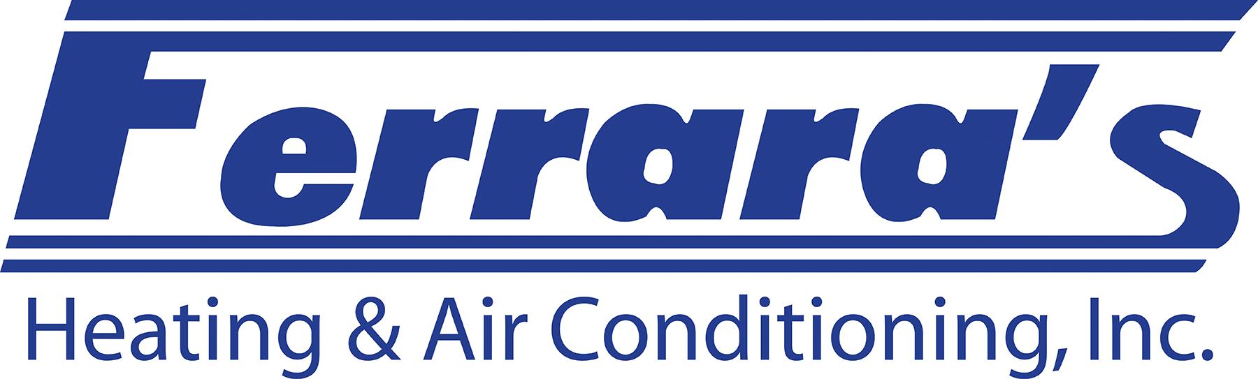 Ferraras Blue Logo